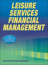 Leisure Services Financial Management With Web Resource