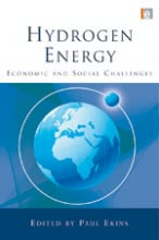 Hydrogen Energy - Economic and Social Challenges