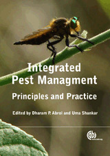 Integrated Pest Management - Principles and Practice