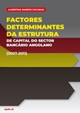 Factores Determinantes da Estrutura de Capital do Sector Bancário Angolano